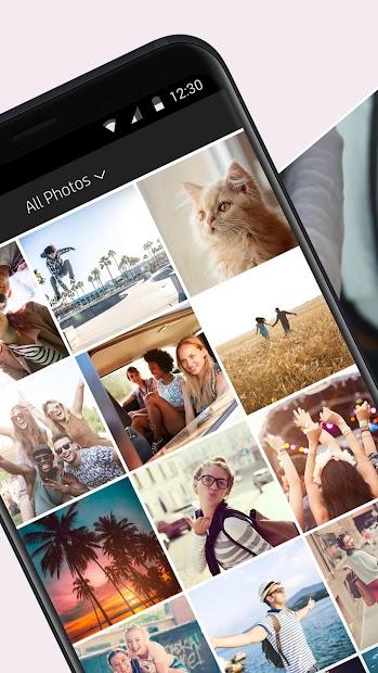 HP Sprocket Android App Screenshot