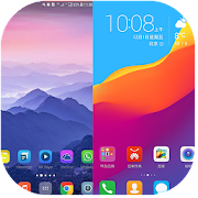Launcher Theme for Huawei P30 Theme  Icon