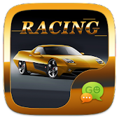 (FREE) GO SMS RACING THEME
