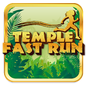 Temple Fast Run: Run For Alive