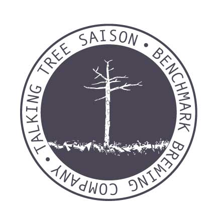 Logo of Benchmark Talking Tree Saison