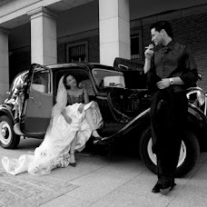 Wedding photographer Javier Balduz (balduz). Photo of 08.07.2015