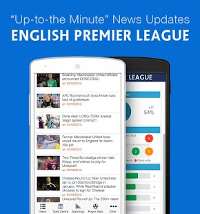 EPL News- screenshot thumbnail