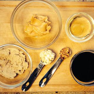 Healthy Peanut Satay Sauce Recipes.