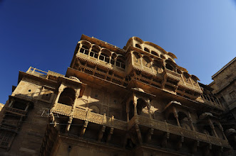 Photo: Jaisalmer - Haveli principal