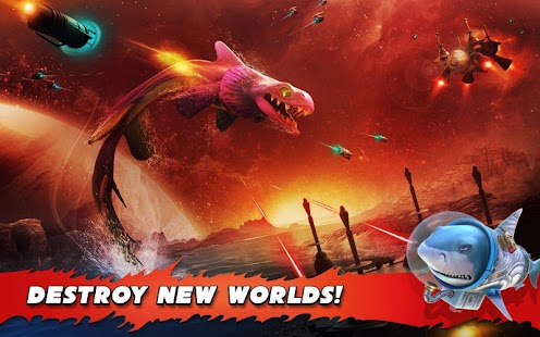 Hungry Shark Evolution 4.9.0 [Mega Mods] Apk