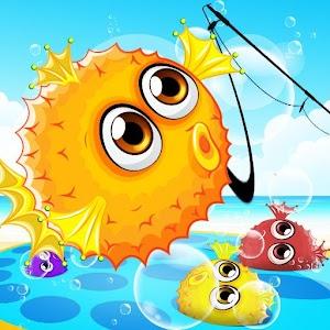 Fish Catcher - Classic Fishing Toy Kids Games