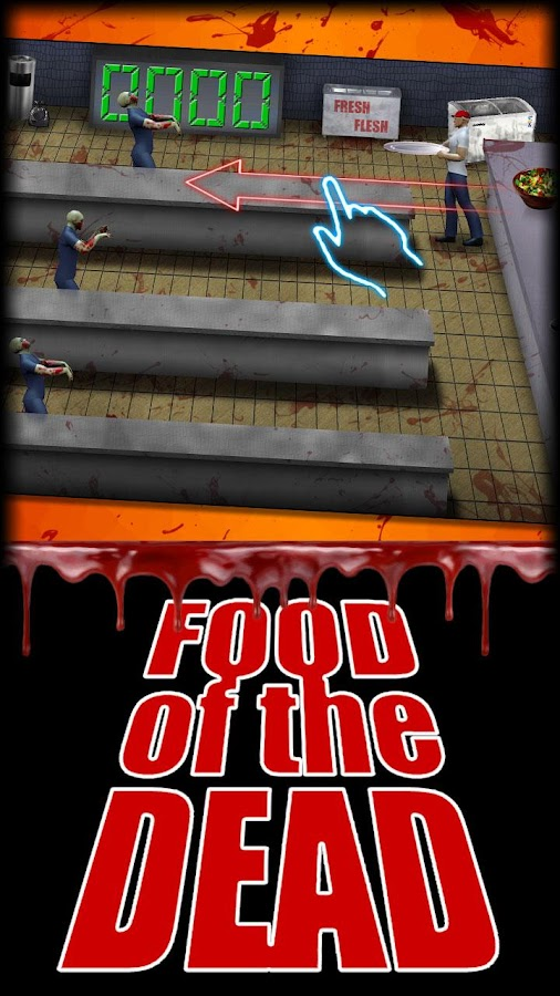 F.O.T.D. Zombie dinner- screenshot