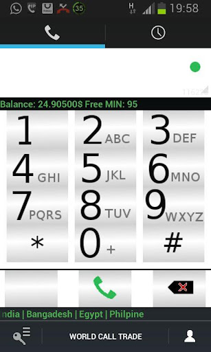 WorldCall Dialer