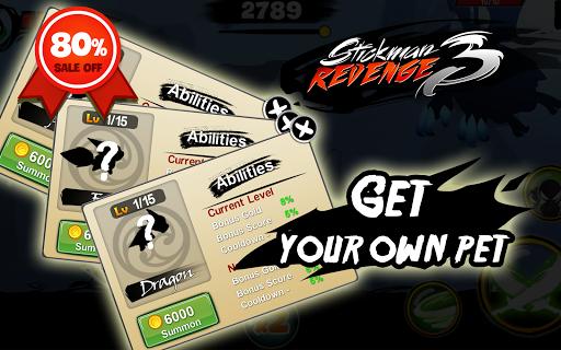 Stickman Revenge 3: League of Heroes  14