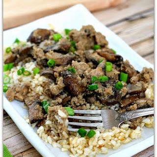 Crock Pot Rice Ground Turkey Recipes.