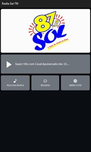 Rádio Sol FM- screenshot thumbnail