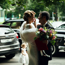 Wedding photographer Aleksandra Tkhostova (Thostova). Photo of 02.10.2015