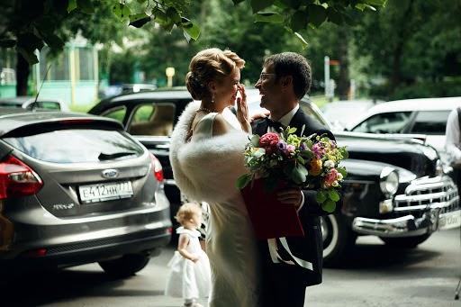 Wedding photographer Aleksandra Tkhostova (Thostova). Photo of 02.10.2015
