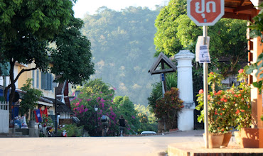 Photo: Day 263 - A Crossroads in Luang Prabang