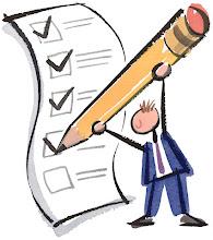 Photo: Big Checklist --- Image by © Images.com/CORBIS