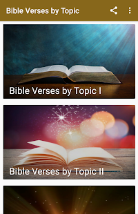 Bible verses by topic for PC-Windows 7,8,10 and Mac apk screenshot 4
