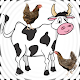 Cows and Chickens Farm Android apk