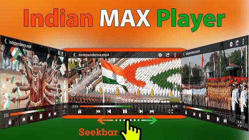 Indian MAX Player 2018 1.1 screenshots 2
