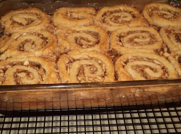 Apple Dumpling Cinnamon Rolls Recipe