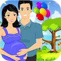 Pregnant Mommy: Newborn-Baby Care Babysitter Games icon