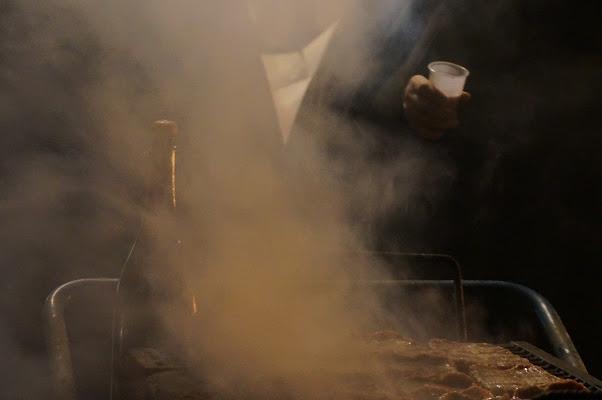 Profumo di cucina, profumo di grigliata.... di jovi55