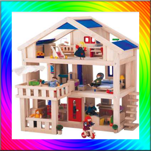 Doll House Design Idea