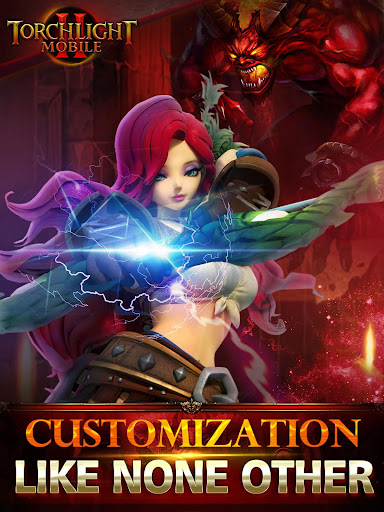 Torchlight II Mobile - screenshot