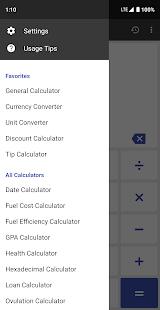 App ClevCalc - Calculator APK for Windows Phone