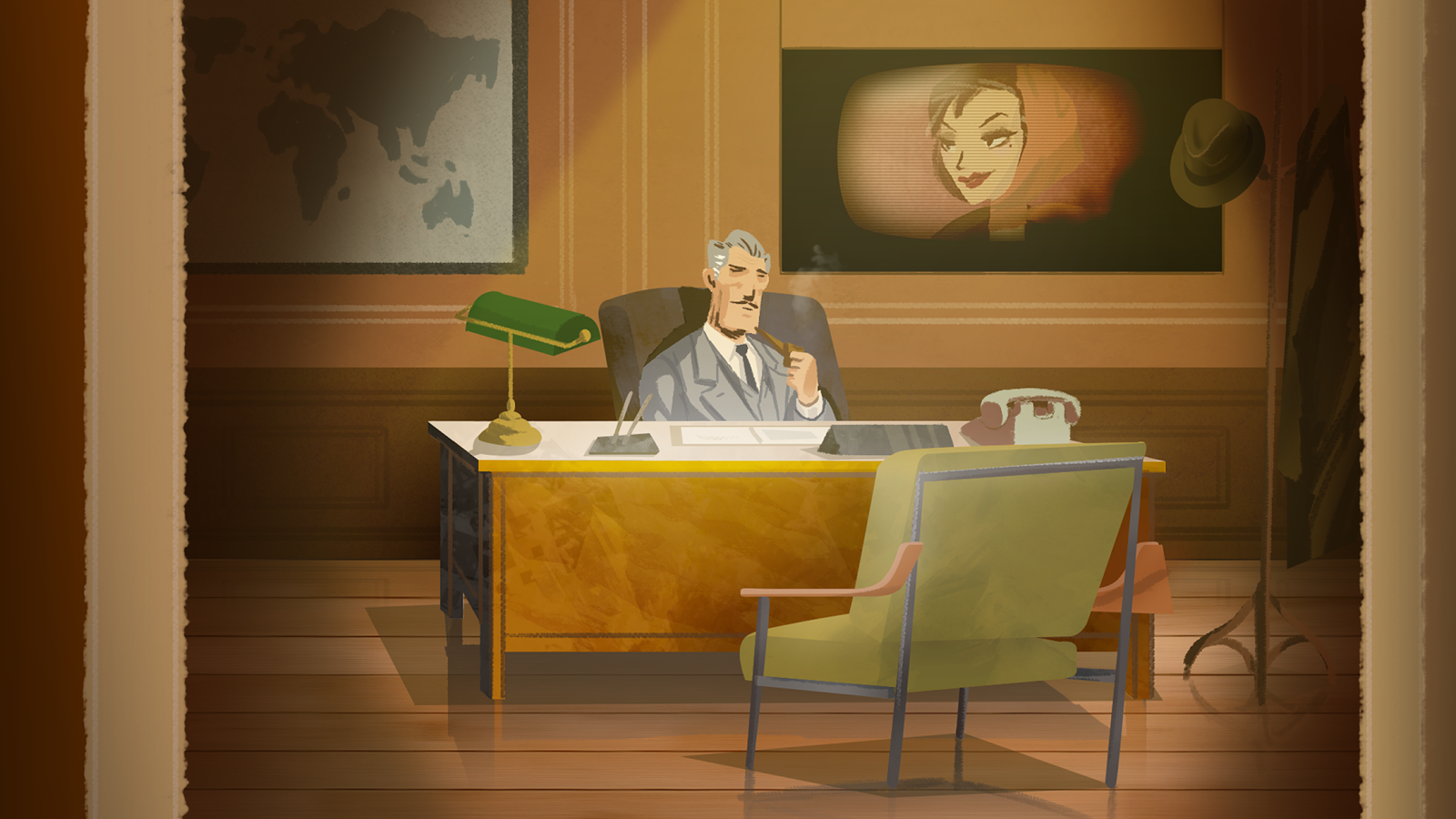 Agent A: A puzzle in disguise- screenshot