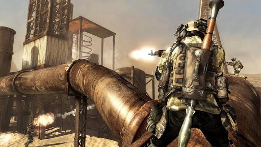 Encounter Terrorist Strike: FPS Gun Shooting 2020 apkpoly screenshots 5