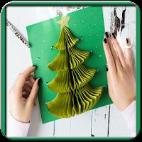 DIYグリーティングカードのアイデア