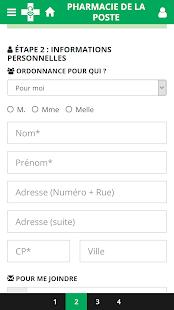 Download Pharmacie de la Poste Fougères For PC Windows and Mac apk screenshot 6