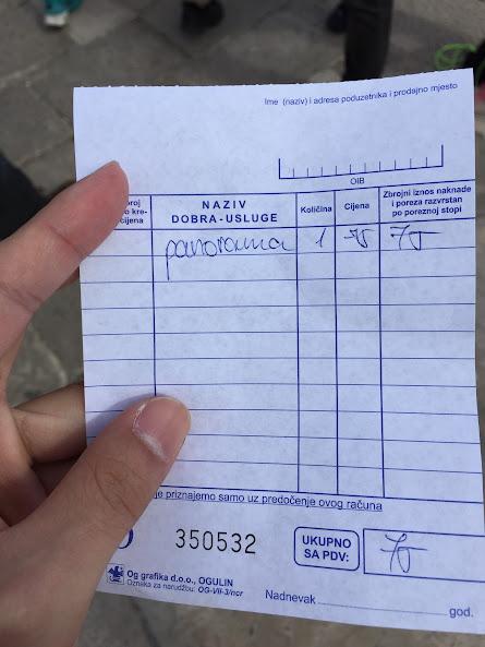 ドゥブロヴニク旧市街 観光船チケット