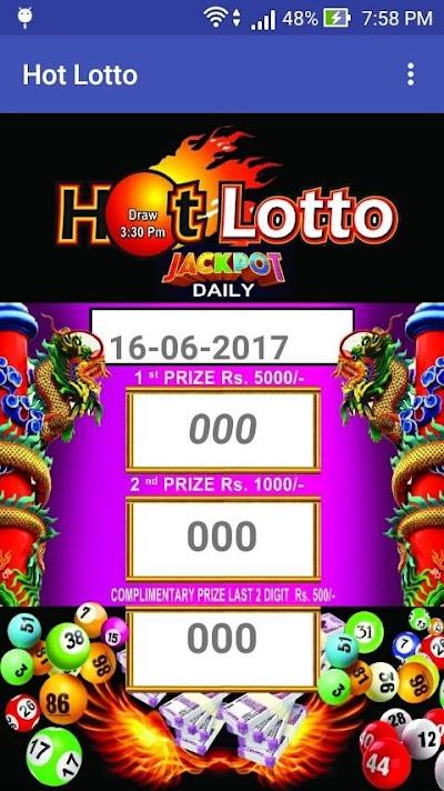 Hot Lotto APK Download - Apkindo co id