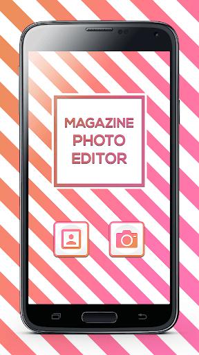雜誌照片編輯器