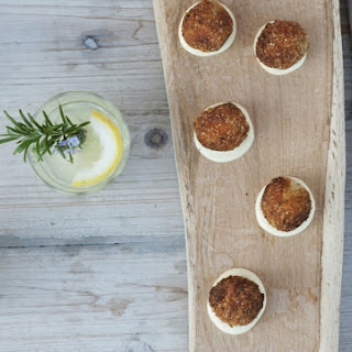 AGED DUBLINER OAT CROQUETTES with AOILI Recipe