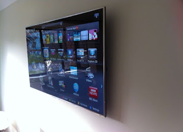 TV Wall Mounting In Peterborough