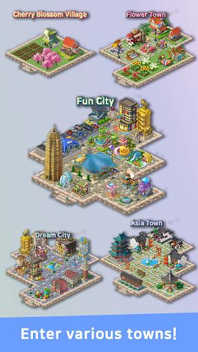 Mahjong Town Tour 1.3 screenshots 6
