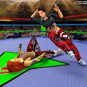 Women Wrestling Fight Revolution: Fighting Games icon
