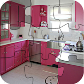 Kitchen Puzzle for Girls FREE