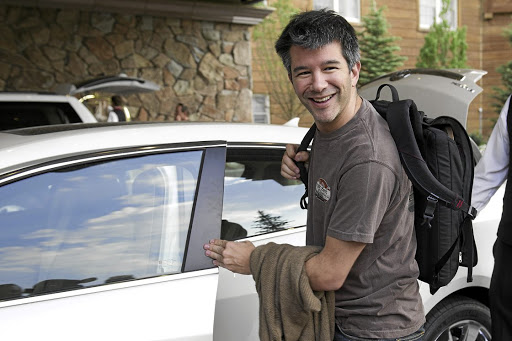 Uber founder Travis Kalanick. Picture: GETTY IMAGES