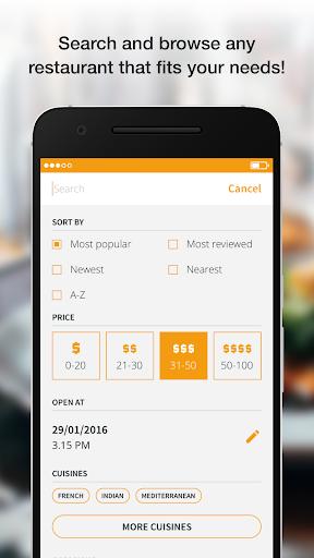 《好吃!》Ho Chak! app (apk) free download for Android/PC/Windows screenshot