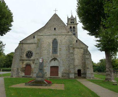 photo de Sainte Geneviève - Héricy