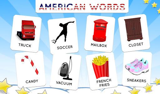 Learn US English free for beginners: kids & adults 1.0 screenshots 17