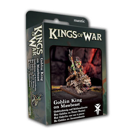 Goblin King on Mawbeast