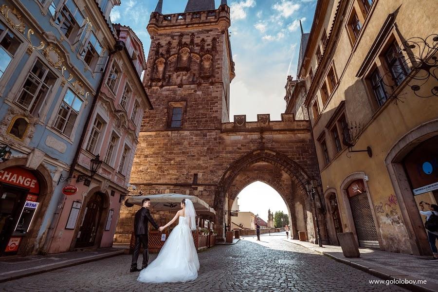 Wedding photographer Constantine Gololobov (gololobov). Photo of 01.06.2018
