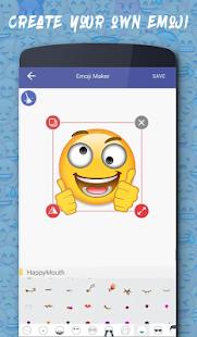 Emoji Maker Pro : Emoji Cool - náhled