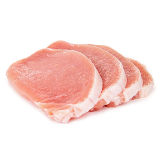 Cut Pork Portions
