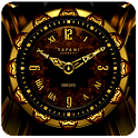 SEROYS Luxury Clock Widget icon